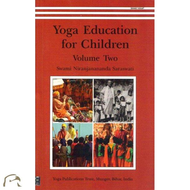 Yoga Education for Children - volume two