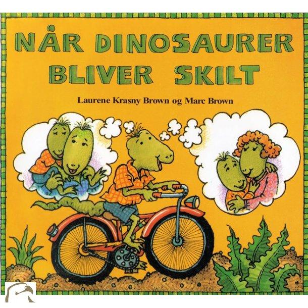 Når dinosaurer bliver skilt